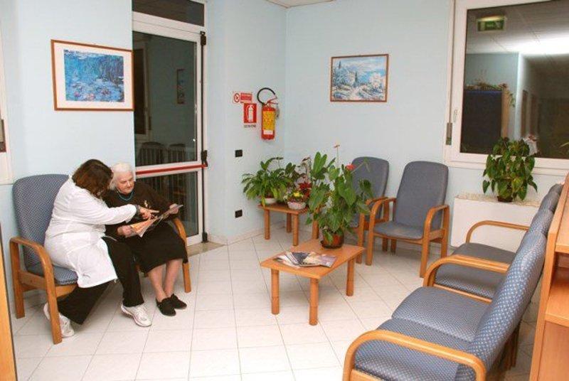 Assistenza sanitaria per gli ospiti