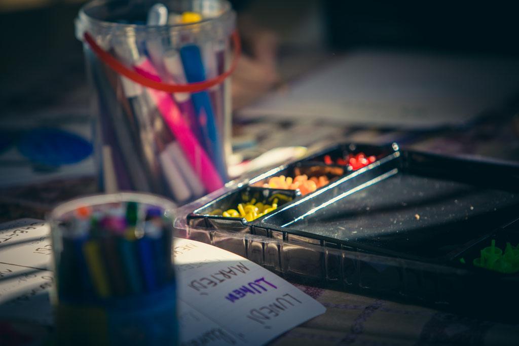 Attività ricreative e artistiche